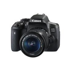 Canon 750D + Lens 18-55mm stm (Black) ประกันร้าน EC MALL
