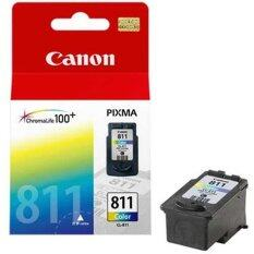 Canon CL-811 Inkjet Cartridge (Tri-color) .