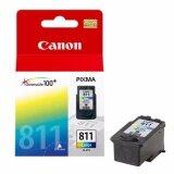 ราคา Canon หมึกพิมพ์ รุ่น Cl 811 สี Tri Color ที่สุด