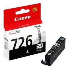 ขาย ซื้อ Canon Cli 726Bk Ink Cartridge สีดำ ของแท้mx897 Ip4870 Ip4970 Mg5370 Mx886 Mg5170 Mg5270 Ix6560 Mg6270 Mg8270 Mg6170 Mg8170 ไทย