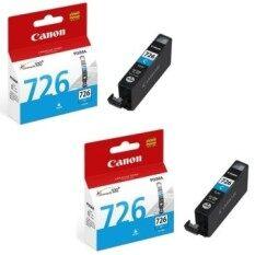 Canon Cli 726C Ink Cartridge Cyan 2 กล่อง ใน กรุงเทพมหานคร