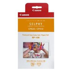 Canon Color Ink Paper Set รุ่น Rp-108in.