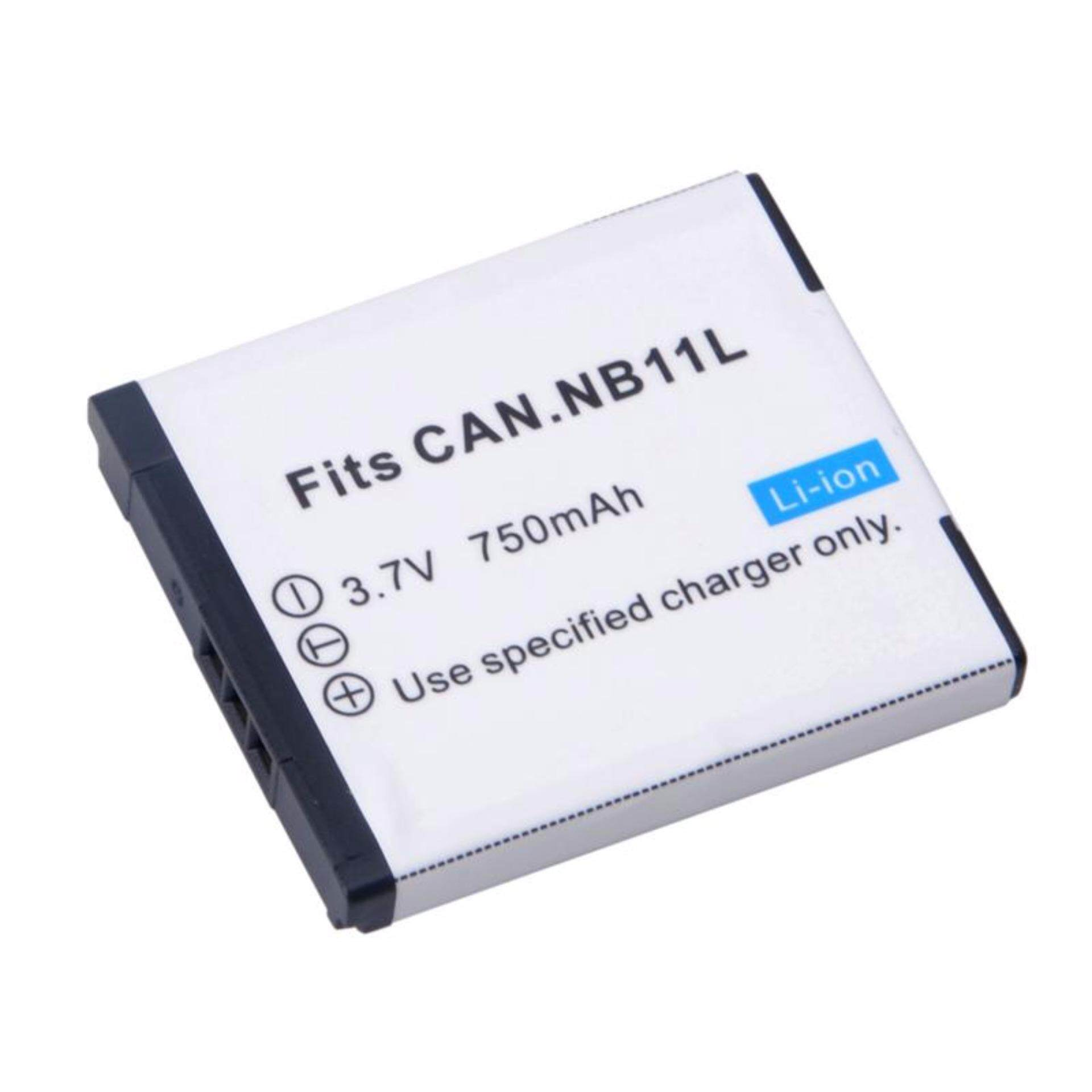 Canon Digital Camera Battery NB-11L (White)