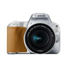 Canon กล้อง Dslr รุ่น Eos200d Kit 18-55mm (silver) ประกันศูนย์.