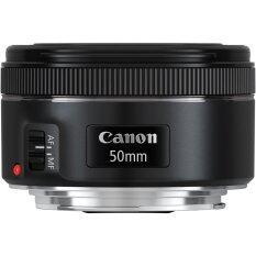 ซื้อ Canon Ef 50 Mm F1 8 Stm Black Canon