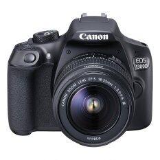 Canon EOS 1300D(Kiss X80 / Rebel T6) 18-55 IS II Kit ประกันร้าน EC-MALL