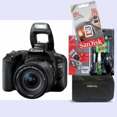 Canon EOS 200D(Kiss X9/Rebel SL2)kit 18-55 IS STM(ประกันEC-MALL)