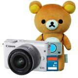 ขาย Canon Eos M10 Kit Ef M15 45Mm White X Rilakkuma Special Edition Sd 8 Gb ประกันศุนย์ ใหม่
