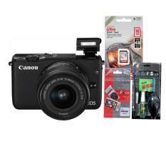 ราคา Canon Eos M10 Kit Lens 15 45Mm ประกัน Ec Mall ใหม่