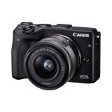 โปรโมชั่น Canon กล้องดิจิตอล Eos M3 สีดำ Efm15 45 Is Stm ประกันศูนย์ ใน ไทย