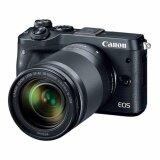 ขาย Canon Eos M6 Ef M 18 150Mm F3 5 6 3 Is Stm Black ถูก ฮ่องกง