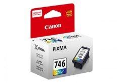 โปรโมชั่น Canon หมึกพิมพ์ Inkjet รุ่น Cl 746 Color