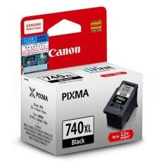 ราคา Canon Ink Cartridge Pg 740Xl Black ราคาถูกที่สุด