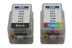ซื้อ Canon Ink Pg 810 Cl 811 Black Color ตลับหมึกอิงค์แบบเปลี่ยนสำลี Best 4 U ออนไลน์ กรุงเทพมหานคร