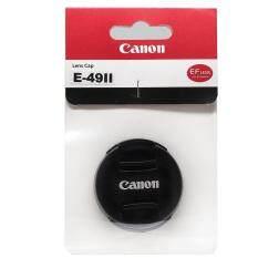 ราคา Canon Lens Cap 49 Mm ฝาปิดหน้าเลนส์ ถูก