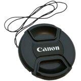 Canon Lens Cap 58 Mm ฝาปิดหน้าเลนส์ เป็นต้นฉบับ