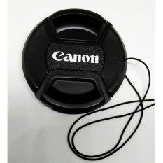ซื้อ Canon Lens Cap 58 Mm ฝาปิดหน้าเลนส์ Unbranded Generic เป็นต้นฉบับ