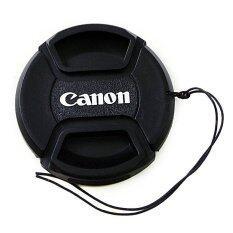 ราคา Canon Lens Cap ฝาปิดหน้าเลนส์ แคนนอน ขนาด 52 Mm ใหม่ ถูก