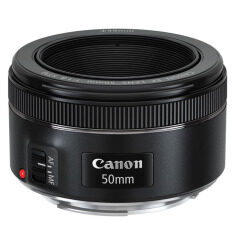 ส่วนลด Canon Lens Ef 50Mm F1 8 Stm Black