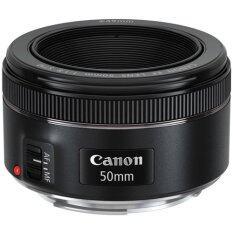 Canon Lens EF 50mm F1.8 STM (Black)