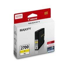 ซื้อ Canon Pgi 2700Pgy Ink Xl สีเหลือง ใน กรุงเทพมหานคร