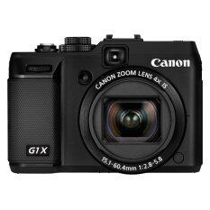โปรโมชั่น Canon Powershot G1X Black ใน ไทย