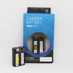 ราคา แบตเตอรี่กล้อง Canon ยี่ห้อ Spa Battery รหัส Bp 511A Replacement Battery ใช้กับ Canon D Slr Eos 20D Eos 30D Eos 40D Eos 50D Eos 300D Rebel Fv100 Fv200 Fv300 Fv30 ใหม่ ถูก