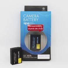 แบตเตอรี่กล้อง Canon ยี่ห้อ SPA Battery รหัส LP-E17 Replacement Battery ใช้กับ Canon D-SLR EOS 750D , EOS 760D , EOS M3 (ไม่สามารถชาร์จกับแท่นแท้ได้) ** ใช้กับ EOS 800D , EOS 200D ไม่ได้