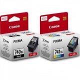 ส่วนลด Canon ตลับหมึก Inkjet รุ่น Pg 740Xl Cl 741 Xl Black Color กรุงเทพมหานคร