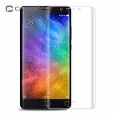 ซื้อ Capas 3D Tempered Glass Screen Protector Almost Full Cover Protective Film Lcd Guard For R Xiaomi Mi Note 2 Intl ใน จีน