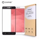 ขาย Capas Almost Full Cover Protective Film Tempered Glass For Xiaomi Redmi Note 4X 3Gb 32Gb Screen Protector Intl Capas เป็นต้นฉบับ