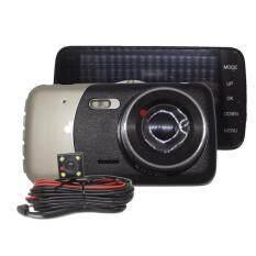 Car Camcorder กล้องติดรถยนต์ รุ่น B50 Car Dvr มีกล้องหน้า หลัง Fullhd 1080P เป็นต้นฉบับ