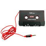 ราคา Car Cassette Tape Stereo Adapter For Ipod Iphone Mp3 4 Aux Cd Player 3 5Mm Jack Black Unbranded Generic เป็นต้นฉบับ