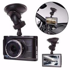 "Car กล้องติดรถยนต์ FULL HD 3.0"" big size screen 1080P รุ่น T612 (สีดำ) C"