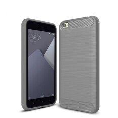 ซื้อ Carbon Rugged Armor Cover Case For Xiaomi Redmi Note 5A Intl ถูก