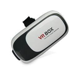 เสมือนจริง 3d Vr Box ชุดหูฟังเกมแว่นตาสำหรับ   โทรศัพท์.