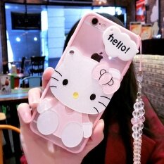 ซื้อ Cartoon Cute Mirror Case For Oppo A57 Intl ถูก จีน