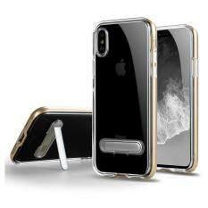 ขาย Case เคสไอโฟน 7 พลัส ฝาหลัง เคสซิลิโคลนใส นุ่ม ขอบสีพลาสติก ขาตั้งพร้อมใช้ในตัว ออนไลน์ ใน กรุงเทพมหานคร