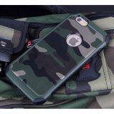 ซื้อ Case Apple Iphone 6 Plus 6S Plus เคสไอโฟน เคสทหาร เคสลายทหาร เคสกันกระแทก ราคาถูก พร้อมส่ง ทำจากวัสดุ Tpu นิ่ม ใหม่ สีเขียว ถูก กรุงเทพมหานคร