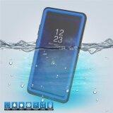 โปรโมชั่น Case For Samsung Galaxy Note 8 Waterproof Dirtproof Shell With Separate Holder Full Body Protection Case White Intl จีน