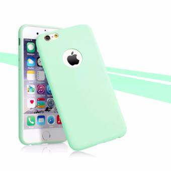 Case iPhone 6 / 6s Case ไอโฟน TPU สีพาสเทล บางเฉียบเพียง 0.3mm แนววินเทจ-
