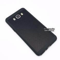 ขาย Case Ja ระบายอากาศ เคส Samsung Galaxy J7 2016 สีดำ ใหม่