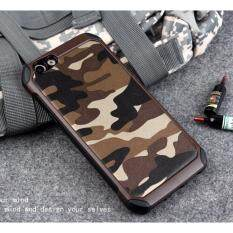 ราคา Case Oppo F1S A59 เคสทหาร เคสลายทหาร เคสกันกระแทก ราคาถูก พร้อมส่ง ทำจากวัสดุ Tpu นิ่ม ใหม่ สีน้ำตาล Case ออนไลน์