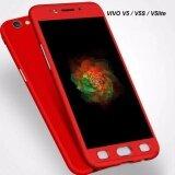 ขาย Case Vivo V5 V5 Lite V5S Case เคสวีโว่ วี 5 วี5เอส วี5ไลท์ เคสประกบ 360 องศา สวยและบางมาก Tpu Case สินค้าใหม่ Case Premium ถูก
