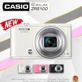 ซื้อ Casio Exilim Zr5100 สินค้าเเท้ มือ 1 ประกัน 1 ปี ถูก