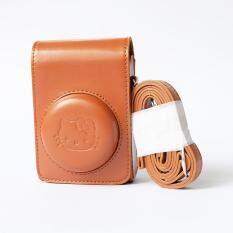 ซื้อ Casio กระเป๋าเคส Casio แนวตั้งใส่ได้หลายรุ่น สีน้ำตาล Casio ออนไลน์