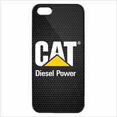 ขาย Cat Diesel Power Engine Caterpillar Durable Hard Case Back For Iphone 5 Iphone 5S Intl เป็นต้นฉบับ