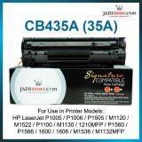 ขาย ตลับหมึก รุ่น Cb435A 35A สำหรับ Hp Laserjet P1005 P1006 P1505 M1120 M1522 P1100 M1130 1210Mfp P1560 P1566 1600 1606 M1536 M1132Mfp Jaditoner