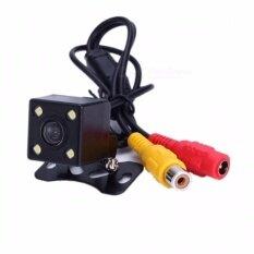 กล้องมองหลัง CCD อินฟราเรด มองได้ในที่มืด/ตอนกลางคืน ติดรถยนต์ ติดไฟถอยหลัง สำหรับมองออกจอทีวี มอนิเตอร์ ขณะถอย เพื่อความปลอดภัย