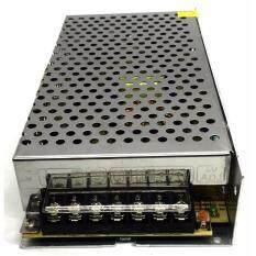 โปรโมชั่น หม้อแปลงไฟ กล่องรวมไฟCctv แบบรังผึ้ง 7 ช่อง 12V 15A 180 Watt สำหรับกล้องวงจรปิด และไฟ Led ไม่ต้องใช้ อแดปเตอร์ Switching Power Supply Silver By Ok999 Shop